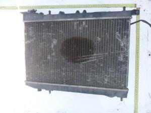 Радиатор на Nissan Sunny