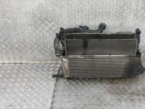 Радиатор на Renault Scenic