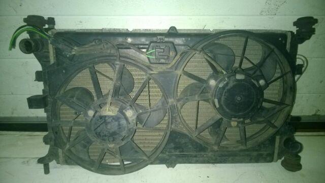 Радиатор на Ford Focus