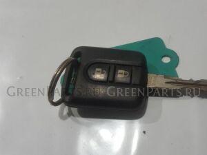 Ключ зажигания на Nissan Almera