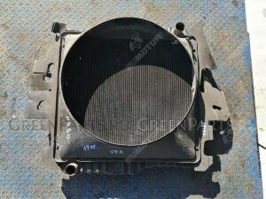 Радиатор вод на NISSAN DIESEL Condor MK210 FE6