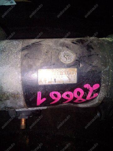 Стартер на Toyota Hiace KZH100 1KZT