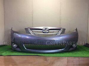 Бампер на Mazda Mpv