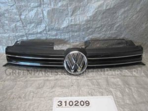 Решетка радиатора на Volkswagen Golf WVWZZZ1KZAW145014(5K13G5) CAX