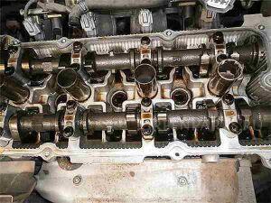 Двигатель в сборе на Nissan Serena TC24-306307 QR20DE