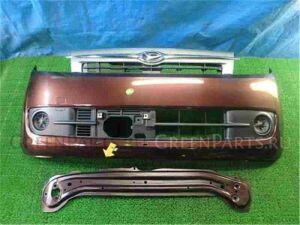 Бампер на Daihatsu Mira L285S-0016208 KFVE