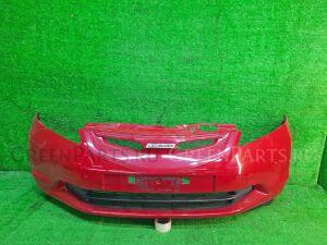 Бампер на Honda Fit GE6