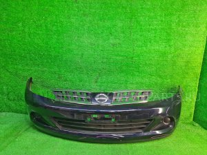 Бампер на Nissan Tiida Latio C11