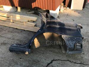 Крыло заднее на Subaru Impreza WRX GDA EJ205